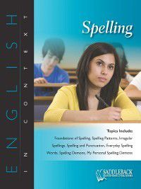 English in Context: Spelling