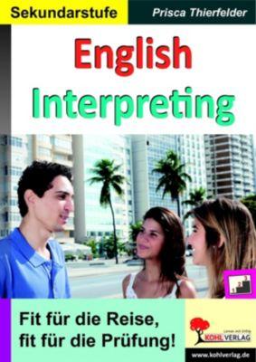 English Interpreting, Prisca Thierfelder