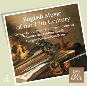 English Music Of The 17th Century, Gustav Leonhardt, Lc, Cmw, Studio Der Frühen Musik