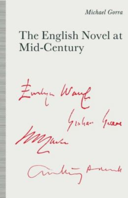 English Novel at Mid-Century, Michael Gorra