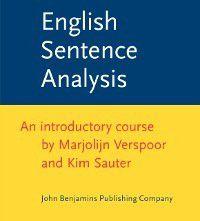 English Sentence Analysis, Marjolijn Verspoor, Kim Sauter