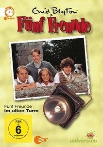 Enid Blyton - Fünf Freunde im alten Turm, Enid Blyton