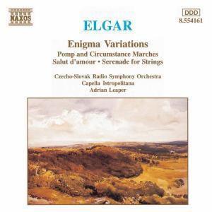 Enigma Variationen/+, Adrian Leaper, Cib