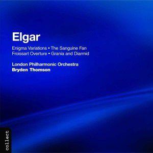 Enigma Variationen, Lpo, Bryden Thomson