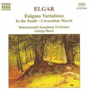 Enigma Variationen,Op 36*Hurst, George Hurst, Boso
