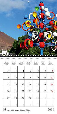 Enjoying Lanzarote (Wall Calendar 2019 300 × 300 mm Square) - Produktdetailbild 5
