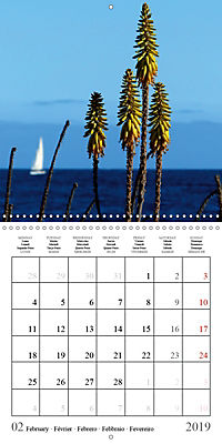 Enjoying Lanzarote (Wall Calendar 2019 300 × 300 mm Square) - Produktdetailbild 2