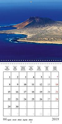Enjoying Lanzarote (Wall Calendar 2019 300 × 300 mm Square) - Produktdetailbild 4