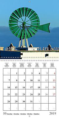 Enjoying Lanzarote (Wall Calendar 2019 300 × 300 mm Square) - Produktdetailbild 10