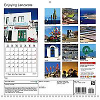 Enjoying Lanzarote (Wall Calendar 2019 300 × 300 mm Square) - Produktdetailbild 13