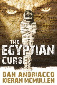 Enoch Hale with Sherlock Holmes: Egyptian Curse, Dan Andriacco