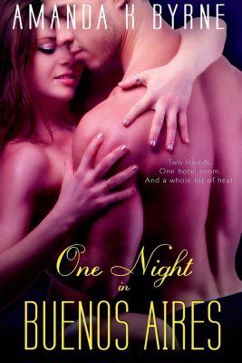 Entangled: Edge: One Night in Buenos Aires, Amanda K. Byrne