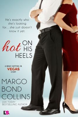 Entangled: Lovestruck: Hot on His Heels, Margo Bond Collins