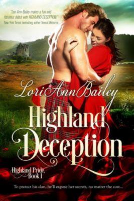 Entangled: Select Historical: Highland Deception, Lori Ann Bailey