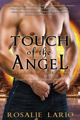Entangled: Select: Touch of the Angel, Rosalie Lario