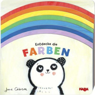 Entdecke die Farben, Jane Cabrera