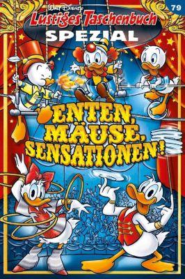 Enten, Mäuse, Sensationen!, Walt Disney