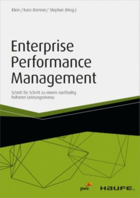 Enterprise Performance Management, Andreas Klein, Robert Kunz-Brenner, Mario B. Stephan