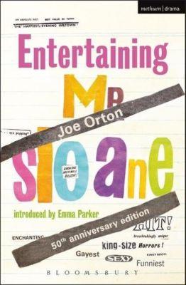 Entertaining Mr Sloane, Joe Orton