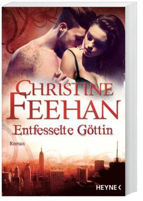 Entfesselte Göttin, Christine Feehan