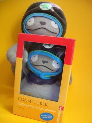 Entlieben für Fortgeschrittene, Geschenkbox (Buch & Curd-Puppe), Conni Lubek