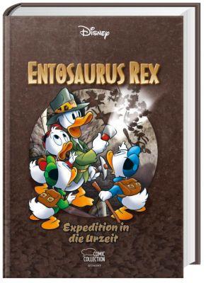 Entosaurus Rex - Expedition in die Urzeit, Walt Disney