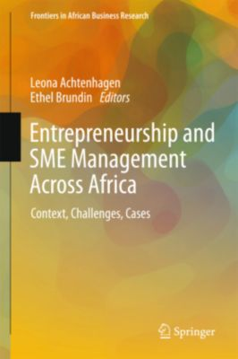 Entrepreneurship and SME Management Across Africa