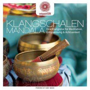 Entspanntsein-Klangschalen Mandala (Eine Klangre, Jens Buchert
