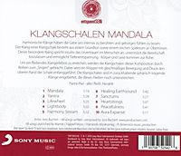 Entspanntsein-Klangschalen Mandala (Eine Klangre - Produktdetailbild 1