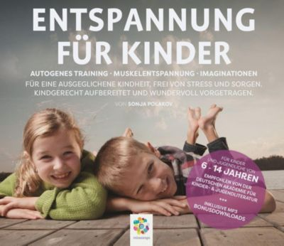 Entspannung für Kinder, Audio-CD - Sonja Posehn  