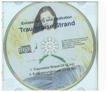 entspannung und meditation traumreise strand 1 audio cd. Black Bedroom Furniture Sets. Home Design Ideas