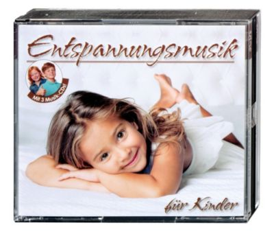 entspannungsmusik f r kinder 3 cds cd bei bestellen. Black Bedroom Furniture Sets. Home Design Ideas