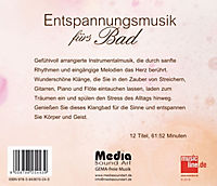 Entspannungsmusik Fürs Bad - Produktdetailbild 1