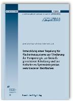 Entwicklung einer Regelung für Flächenheizsysteme zur Minderung der Pumpenergie, zur bedarfsgerechteren Beheizung und zu, Martin Kriegel, Michael Klemke, Bahar Saeb Gilani