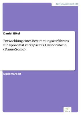 Entwicklung eines Bestimmungsverfahrens für liposomal verkapseltes Daunorubicin (DaunoXome), Daniel Eikel