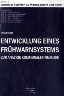 Entwicklung eines Frühwarnsystems zur Analyse kommunaler Finanzen, Imke Brandt