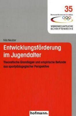 Entwicklungsförderung im Jugendalter, Nils Neuber