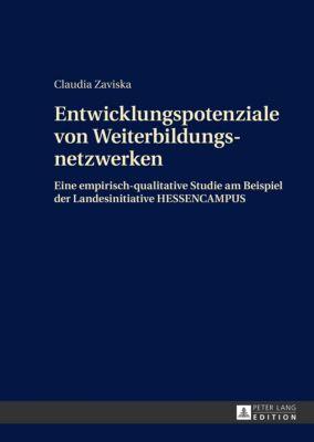 Entwicklungspotenziale von Weiterbildungsnetzwerken - Claudia Zaviska pdf epub