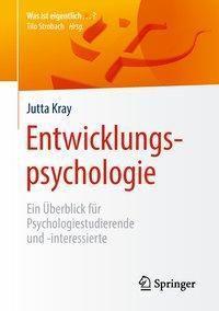Entwicklungspsychologie, Jutta Kray