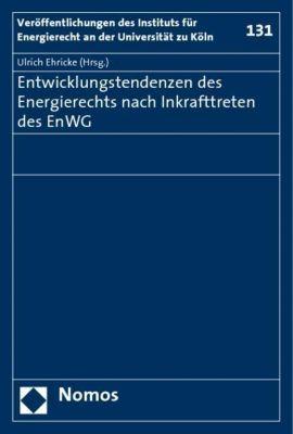 Entwicklungstendenzen des Energierechts nach Inkrafttreten des EnWG