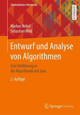 Entwurf und Analyse von Algorithmen, Markus Nebel, Sebastian Wild