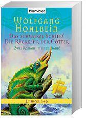 Enwor - Das schwarze Schiff und Die Rückkehr der Götter, Wolfgang Hohlbein