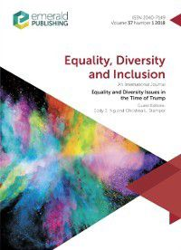 Equality and Diversity Issues in the Time of Trump