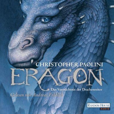 Eragon Band 1: Das Vermächtnis der Drachenreiter, Christopher Paolini