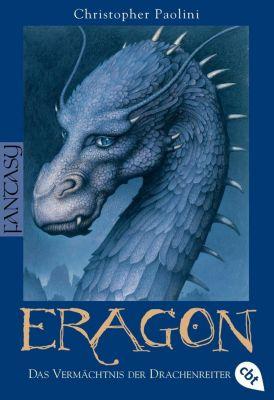 Eragon Band 1: Das Vermächtnis der Drachenreiter - Christopher Paolini  