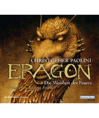 Eragon Band 3: Die Weisheit des Feuers (24 Audio-CDs), Christopher Paolini