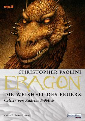 Eragon Band 3: Die Weisheit des Feuers (4 MP3-CDs), Christopher Paolini