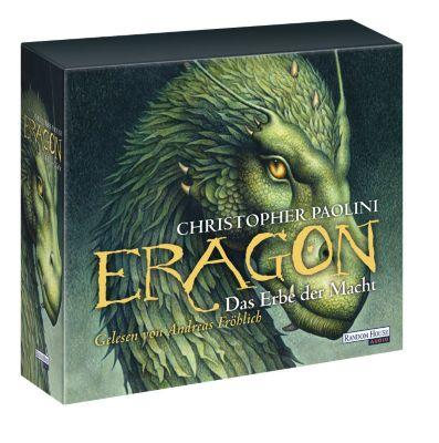 Eragon Band 4: Das Erbe der Macht (26 Audio-CDs), Christopher Paolini
