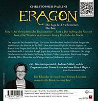 Eragon - Die Saga des Drachenreiters, 16 MP3-CDs - Produktdetailbild 1