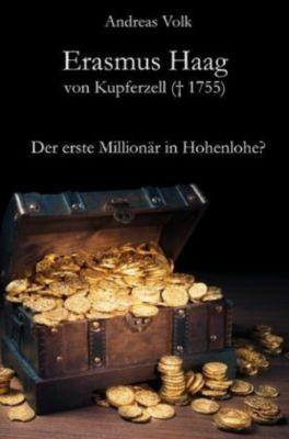 Erasmus Haag von Kupferzell (+ 1755) - Andreas Volk |